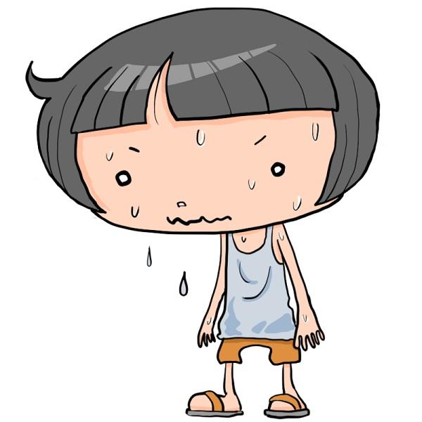 サラッと大人のエチケット☆手軽に汗を抑える7つの方法