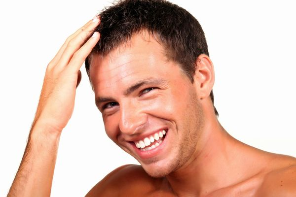 若はげを長所に変えて自分にピッタリの恋人にめぐり合う方法