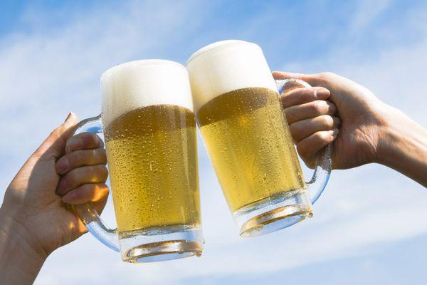 痩せたいのに呑んでしまう、7つのビール腹解消法