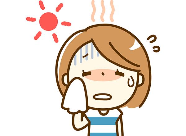 汗っかきを治したい!暑い夏も快適に過ごせる体質改善法
