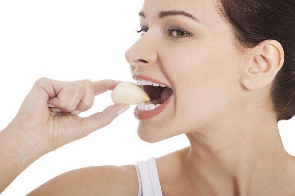 にんにくを食べても口臭に全く悩まされない5つの知恵